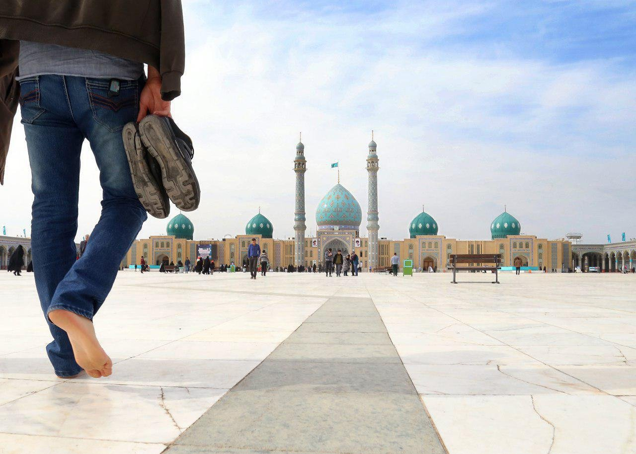 آداب و اعمال مستحب در زیارت مسجد جمکران