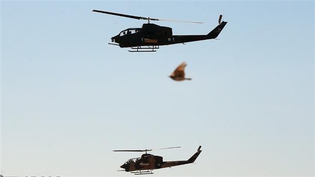 عکس و مشخصات بالگردهای تهاجمی نیروی هوایی ایران