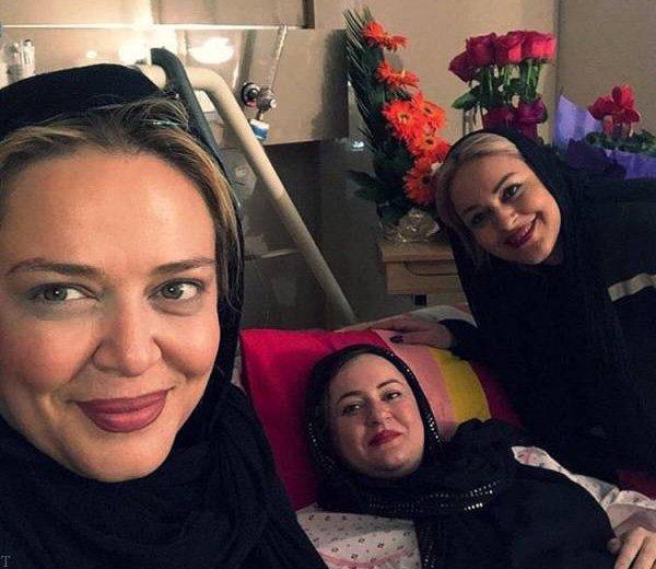 دلیل کاهش وزن بازیگر زن مشهور نعیمه نظام دوست (عکس)
