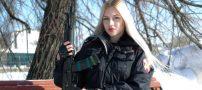 پلیس زنی که ملکه زیبایی روسیه شد (عکس)