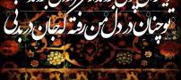 اشعار زیبا از سعدی شیرازی | شعر عاشقانه از سعدی شیرازی