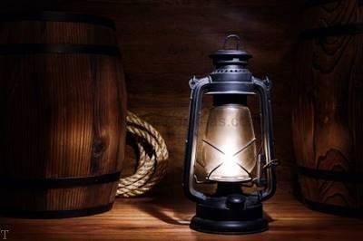 تعبیر خواب چراغ از بزرگان
