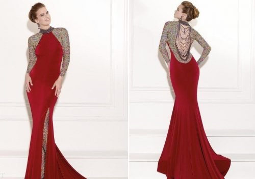 مدل لباس گیپور جدید 2021 + بهترین مدل لباس مجلسی گیپور 1400