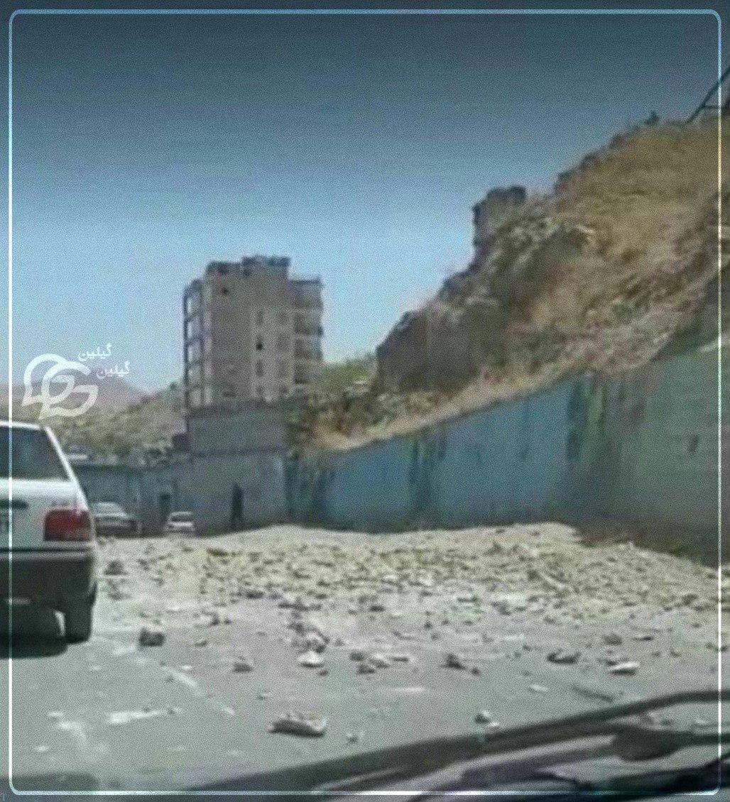 زلزله ۵.۷ ریشتری در برخی شهرهای خوزستان