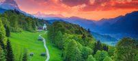 بهترین مکان های داخلی و خارجی برای سفر در تابستان