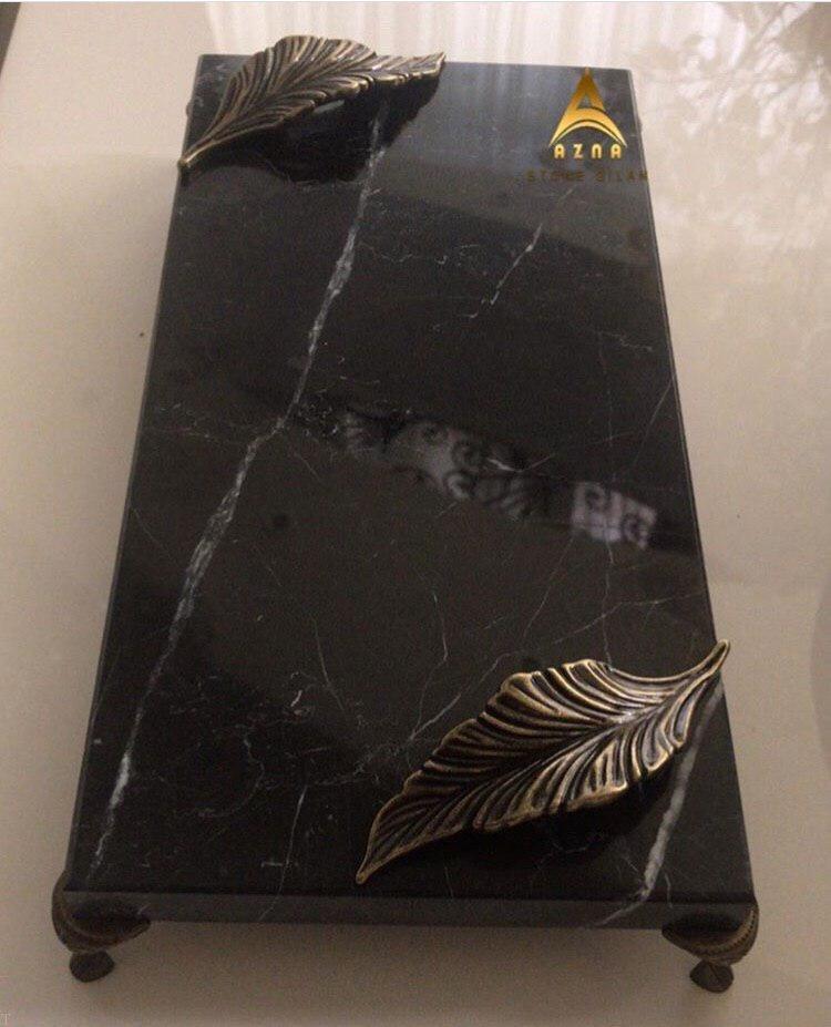 سینی و دکورهای انتیک سنگی + خرید هنرهای سنگی
