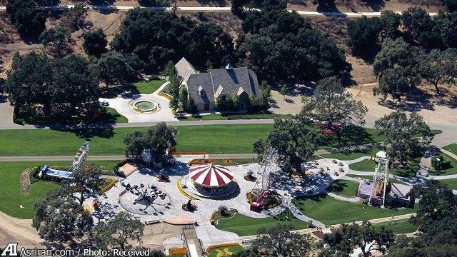مایکل جکسون و خرید سرزمینی خیالی برای کودکان (عکس)