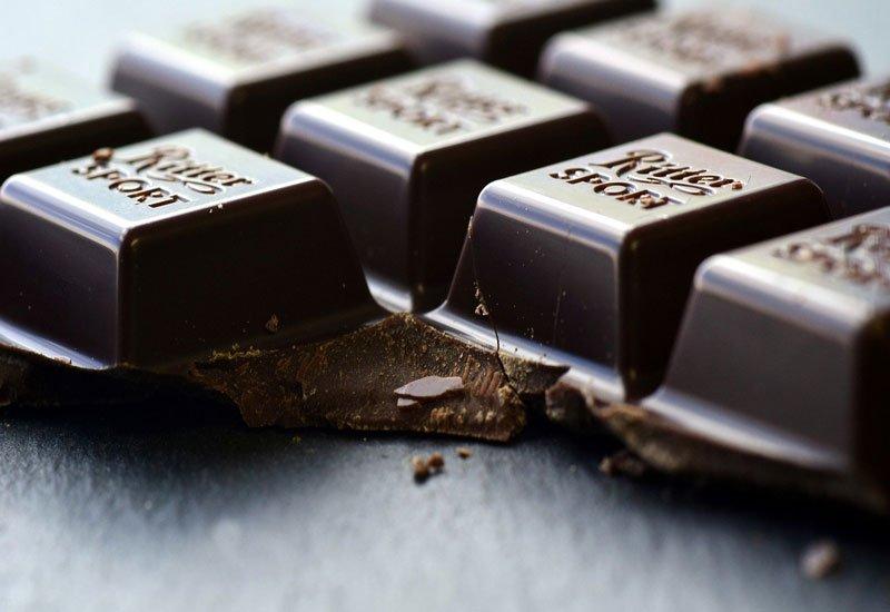 تاثیر شکلات تلخ در لاغری و کاهش وزن