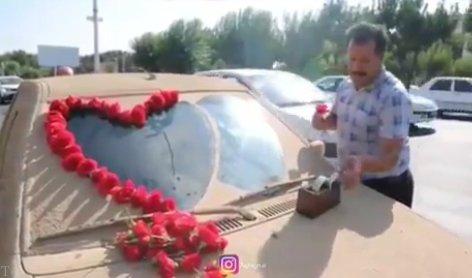 عروسی متفاوت یک زوج ایرانی (فیلم)