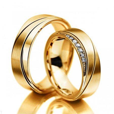 مدل های ست حلقه نامزدی + مدل حلقه های ازدواج (99)