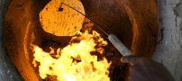 خطرناک ترین نانوایی دنیا (عکس)