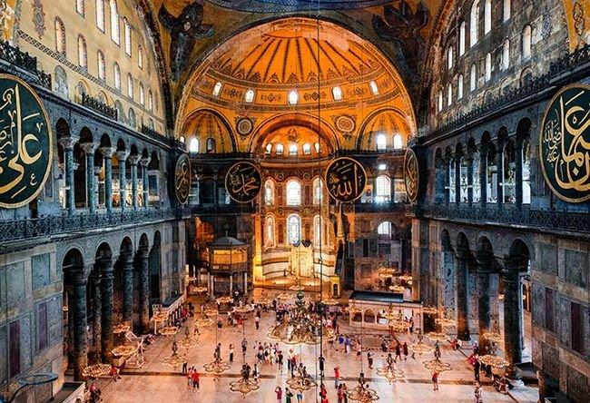 10 مکان دیدنی استانبول   بهترین جاهای دیدنی استانبول