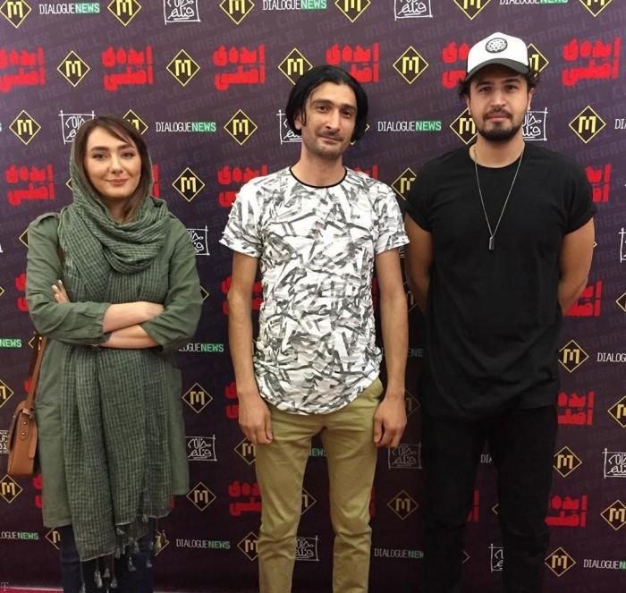 علت ممنوع التصویر شدن هانیه توسلی بازیگر مشهور ؟!