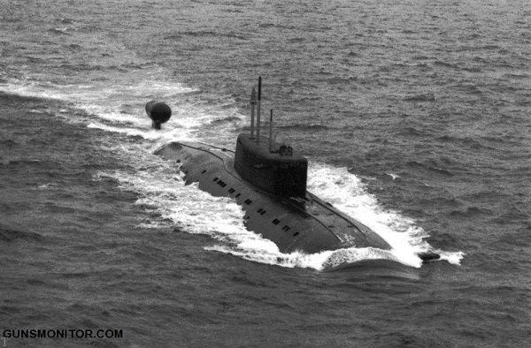 10 نمونه از بهترین زیردریایی تهاجمی دنیا (+تصاویر)