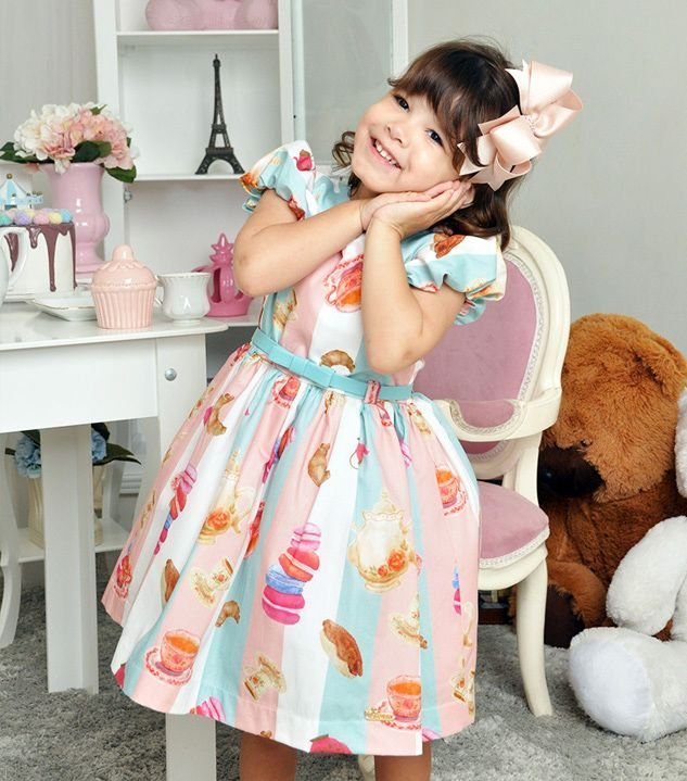 مدل لباس مجلسی دخترانه جدید 99   مدل لباس بچه گانه دخترانه 99