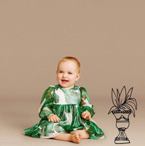 جدیدترین مدل لباس نوزادی دخترانه مجلسی + لباس دخترانه بچه گانه 2020
