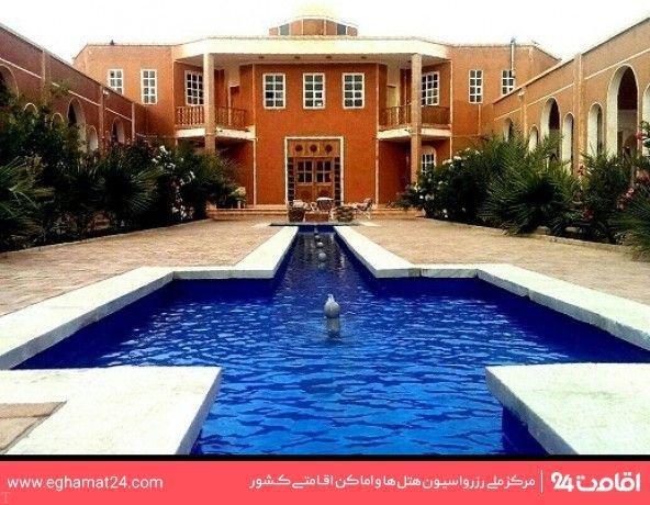 اقامت در عجیب ترین و متفاوت ترین هتل های ایران