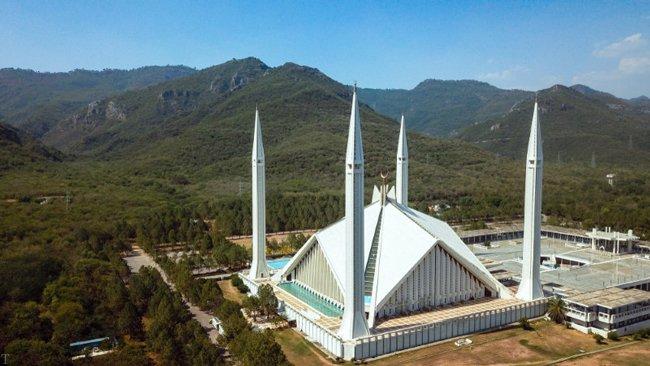 10 مسجد بزرگ جهان (عکس)