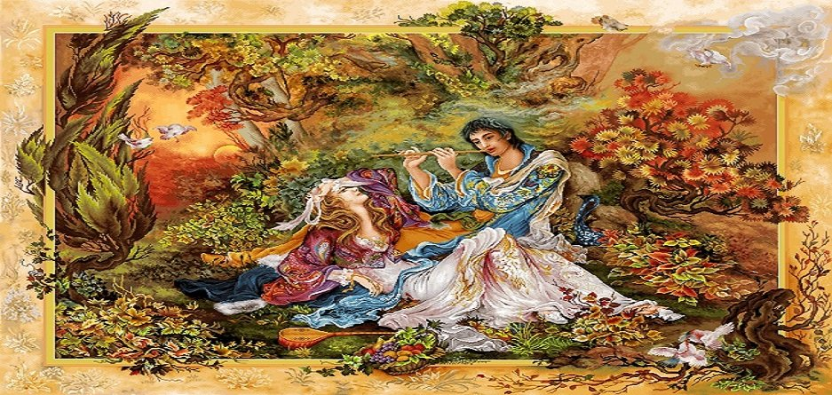 4 شاعر نامی از گذشته تا امروز که دربارهی عشق سخن میگویند