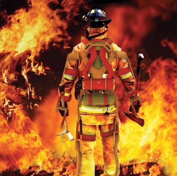 اس ام اس زیبا برای روز آتش نشانی + متن تقدیر و تشکر از آتشنشان
