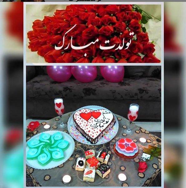 اس ام اس تبریک تولد به همسر | متن عاشقانه تبریک تولد همسر