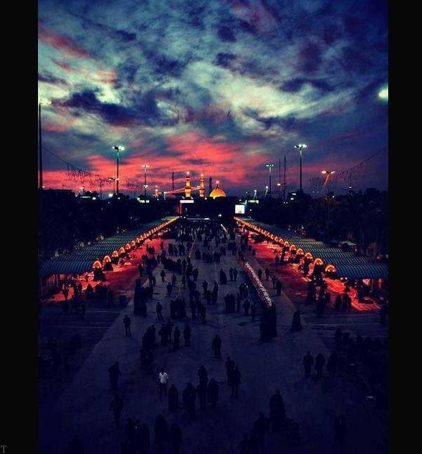عکس پروفایل زیبای اربعین + اشعار زیبا درباره پیاده روی اربعین حسینی 99
