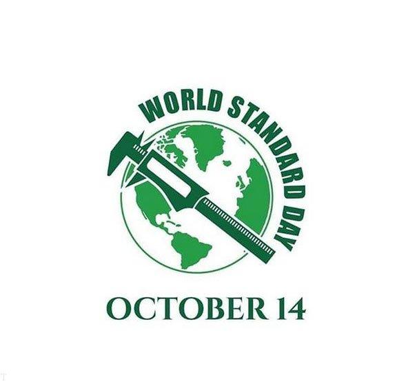 عکس و متن تبریک روز جهانی استاندارد در 14 اکتبر