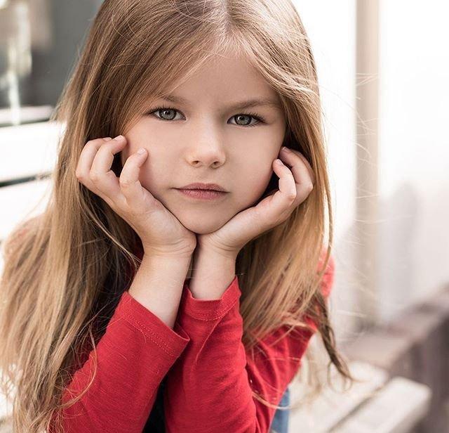 عکس های زیباترین دختربچه جهان در سال 2020