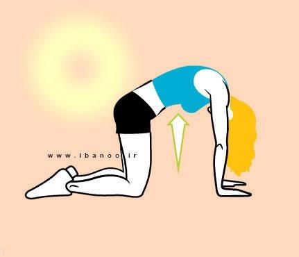 تمرینات ورزشی برای سفت کردن شکم بعد زایمان به سبک شکیرا