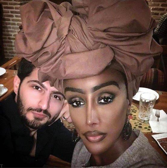 ازدواج جالب پسر ایرانی با دختر ملکه آفریقایی (فیلم)