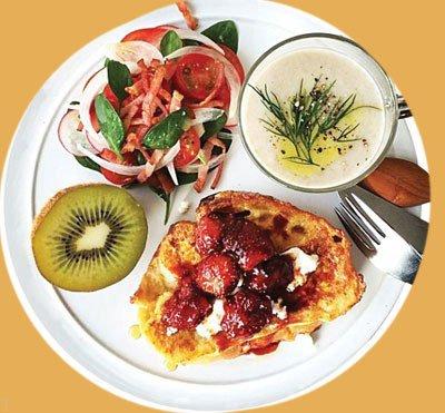 20 نمونه صبحانه مقوی و ساده برای کودک و دانش آموزان