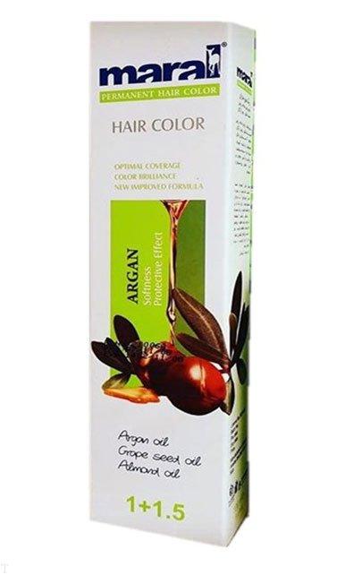 معرفی انواع رنگ مو