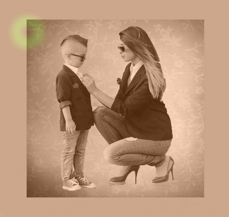 متن عاشقانه درباره فرزند دختر و پسر   شعر زیبا درباره فرزند