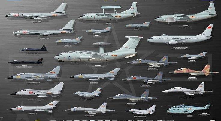 10 کشور با بهترین نیروی هوای دنیا (عکس)
