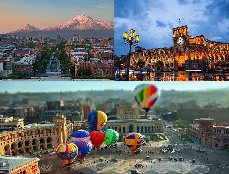 برترین جاذبه های طبیعی و تاریخی ارمنستان