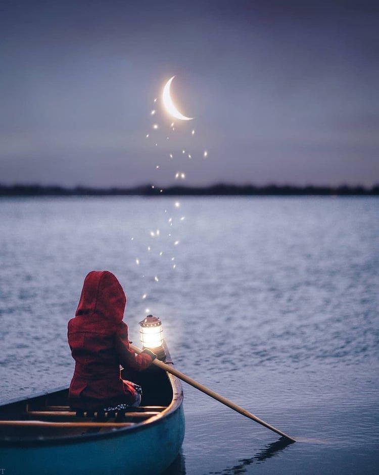 متن و عکس زیبا برای شب بخیر گفتن | شب بخیر زیبا