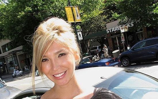 دختر شایسته کانادا یک ترنس است (عکس)