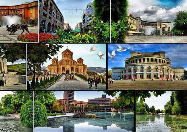 جاذبه های زیبای گردشگری در سفر با تور ارمنستان