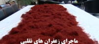 ماجرای زعفران های تقلبی توسط شیادان شیطان صفت (فیلم)
