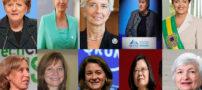 قدرتمندترین زنان جهان تا سال 2021 (+عکس)