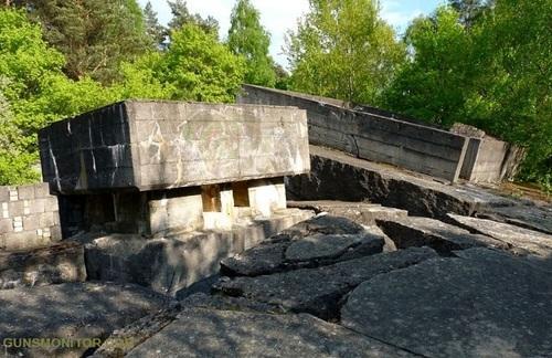 مرکز مخفی جنگ نازی ها و هیتلر در آلمان (عکس)