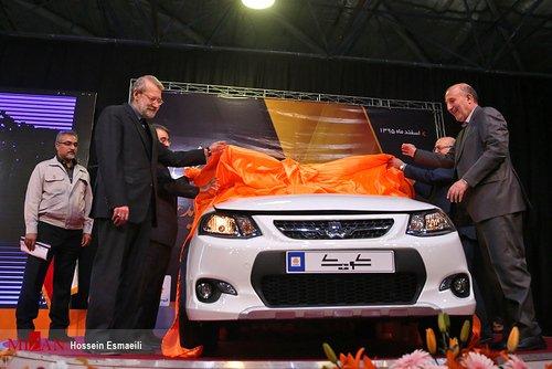 خودروی جدید کوییک آر دو رنگ سایپا (عکس)