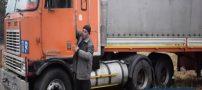 تحریم مانع تحویل کامیون اهدایی لهستانی ها به راننده ایرانی شد !