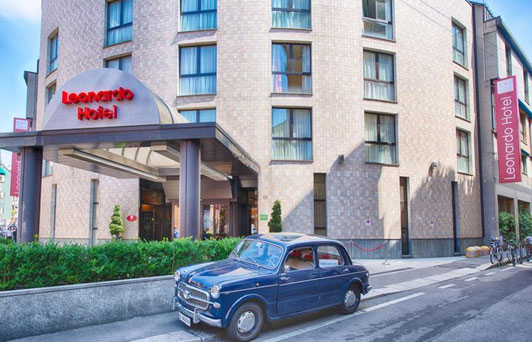 رزرو هتل 3 ستاره با قیمت مناسب در میلان