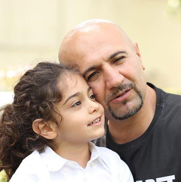 بیوگرافی آرات حسینی + زندگی آرات حسینی در انگلیس