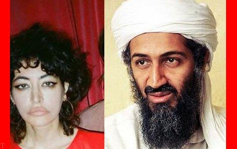 دختر برادرزاده بن لادن در لندن و پاریس خوانندگی میکند (عکس)