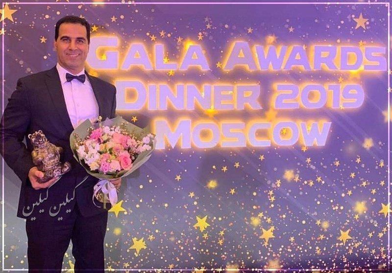 رضا مهماندوست بهترین سرمربی جهان در سال 2019 (عکس)