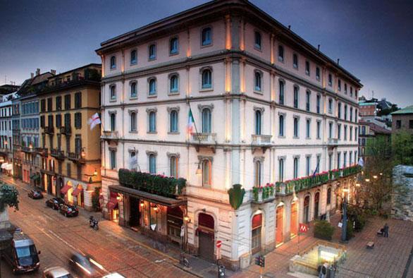 رزرو هتل ۳ ستاره با قیمت مناسب در میلان