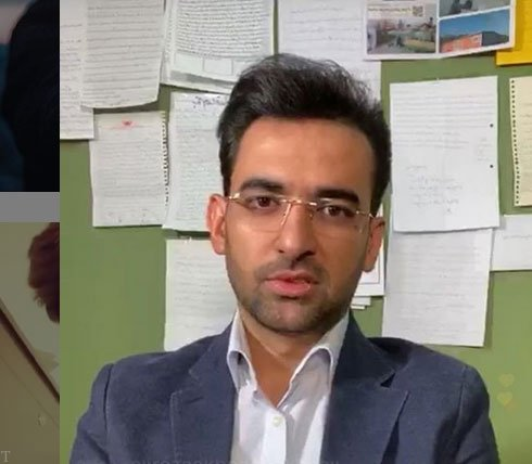 سوپرایز محمدجواد آذری جهرمی چه بود؟
