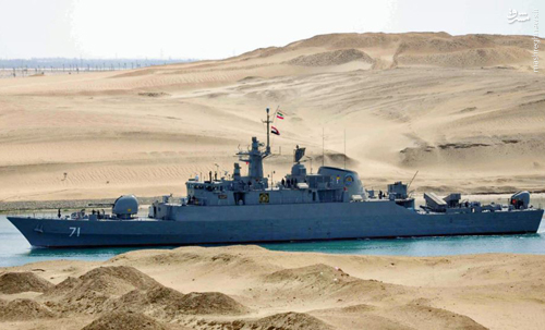 گزارش پنتاگون درباره قدرت نظامی ایران (عکس)
